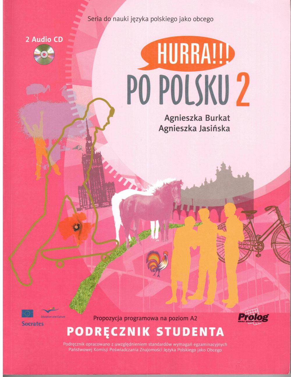 Курсы польского языка в Киеве - уровень А2 базовый