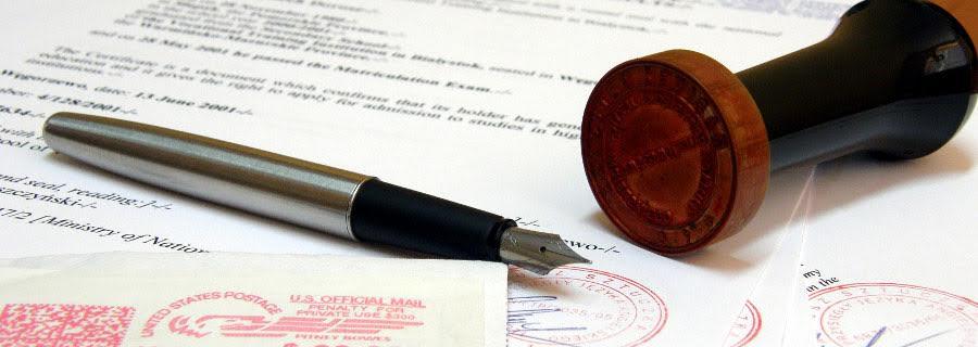 Присяжный перевод документов, Киев