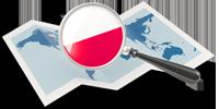 Курсы польского языка в Днепре - схема проезда